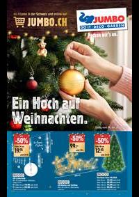 Prospectus Jumbo Maximo Allmendingen b. Bern : Ein Hoch auf Weihnachten.