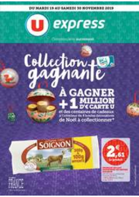 Prospectus U Express MONTROUGE : COLLECTION GAGNANTE