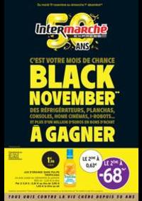 Prospectus Intermarché Express PARIS 4 : BLACK NOVEMBER**