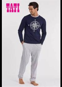 Prospectus Tati PARIS 68 avenue du Maine : Pyjamas Hommes
