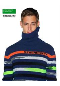 Catalogues et collections United Colors Of Benetton Bern : New Sexico  Men