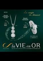 Promos et remises  : Instant de Vie Diamants Bijouterie