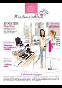 Prospectus Mademoiselle bio St Antoine : La Beauté Engagée