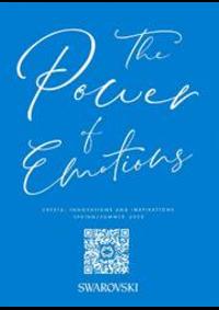Prospectus Revendeur Swarovski Marne La Vallee : The Power of emotions