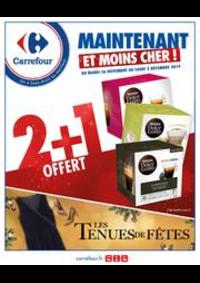 Prospectus Carrefour ECULLY : Maintenant et moins cher