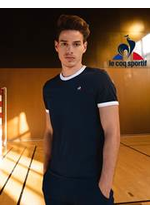 Prospectus Le Coq Sportif : Collection Homme