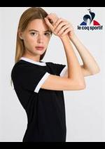 Prospectus Le Coq Sportif : Collection Femme