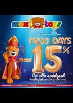 Prospectus Maxi Toys : Maxy Days