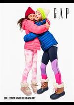 Prospectus Gap : Collezione Hiver 2019 / Enfant