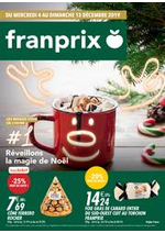 Prospectus Franprix : Réveillons la magie de Noël