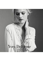 Catalogues et collections Yves Delorme : Collection Lingerie