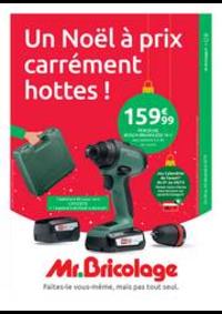 Prospectus Mr Bricolage MONTEREAU : Un Noël à prix carrément hottes !