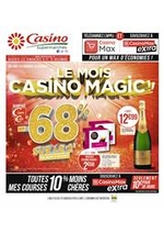 Prospectus  : Le mois Casino Magic