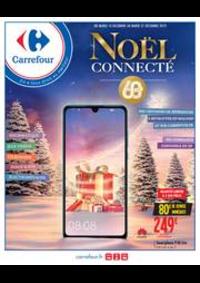 Prospectus Carrefour CHARENTON LE PONT : Noël Connecté