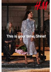 Prospectus H&M Charenton : This is your time Shine!