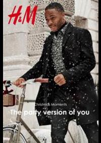 Prospectus H&M Paris 1-3 rue Lafayette : The party version of you