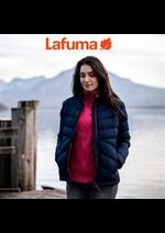 Prospectus Lafuma : Les Mode Femme