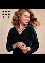 Catalogues et collections SIX : Nouvelle Collection