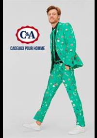 Catalogues et collections C&A HUY : Cadeaux pour Homme