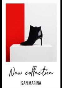 Catalogues et collections San Marina Paris GARE DE L'EST - HALL SAINT MARTIN : New Collection