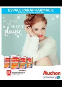 Prospectus Auchan Val d'Europe Marne-la-Vallée : Décembre on se fait plaisir