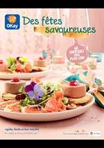 Prospectus OKay Supermarchés : OKay Fetes