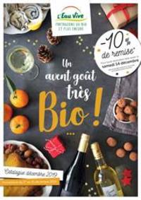 Prospectus L'Eau Vive PLAISANCE-DU-TOUCH : Un avent goût trés Bio!