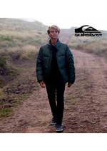 Catalogues et collections Quiksilver : Collection AutomneHiver Homme