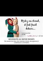 Prospectus Lola & Liza : Promotions Lola