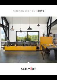 Prospectus Cuisines Schmidt NANINNE  : Cuisines Keukens