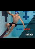 Prospectus Sports Direct : Swin Performance