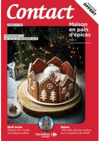 Prospectus Carrefour Contact LE HAVRE : Contact Hebdo S50