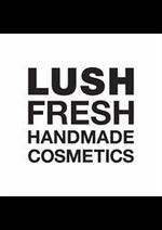 Prospectus Lush : Nouveautés
