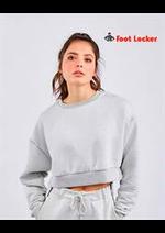 Prospectus Foot Locker : Collection Sweats / Femme