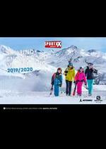 Prospectus SportXX : Ski und Snowboardvermietung 2019/2020