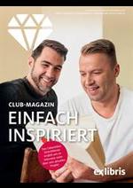 Prospectus Ex Libris : Ex Libris Club-Magazin Januar/Februar 2020