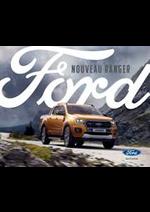 Promos et remises  : Ford Ranger