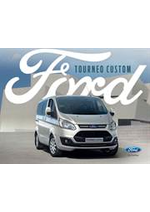 Prospectus Ford : Ford Tourneo Custom