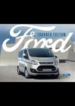 Prospectus Ford : Ford Tourneo Custom