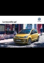 Promos et remises  : Volkswagen up