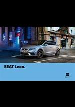 Prospectus Seat : Seat Leon