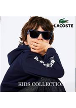 Prospectus Lacoste : Kids Collection
