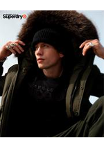 Catalogues et collections Superdry : Nouvelle Collection  Homme