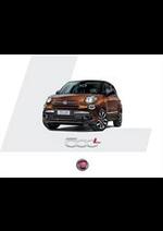 Prospectus Fiat : Fiat 500L