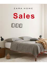 Catalogues et collections ZARA HOME : Zara Home Sales