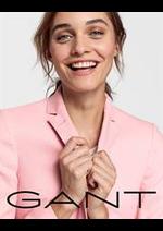 Prospectus GANT : Vestes Femme