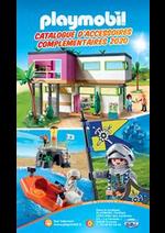 Prospectus Playmobil : Catalogue d'accessoires complementaires 2020