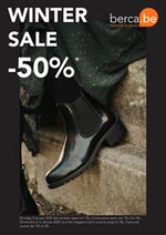 Prospectus Berca Shoes : Winter Sales