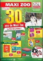 Bons Plans Maxi Zoo : Maxi Acties