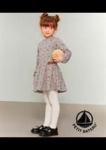 Promos et remises Petit Bateau : Collection Fille